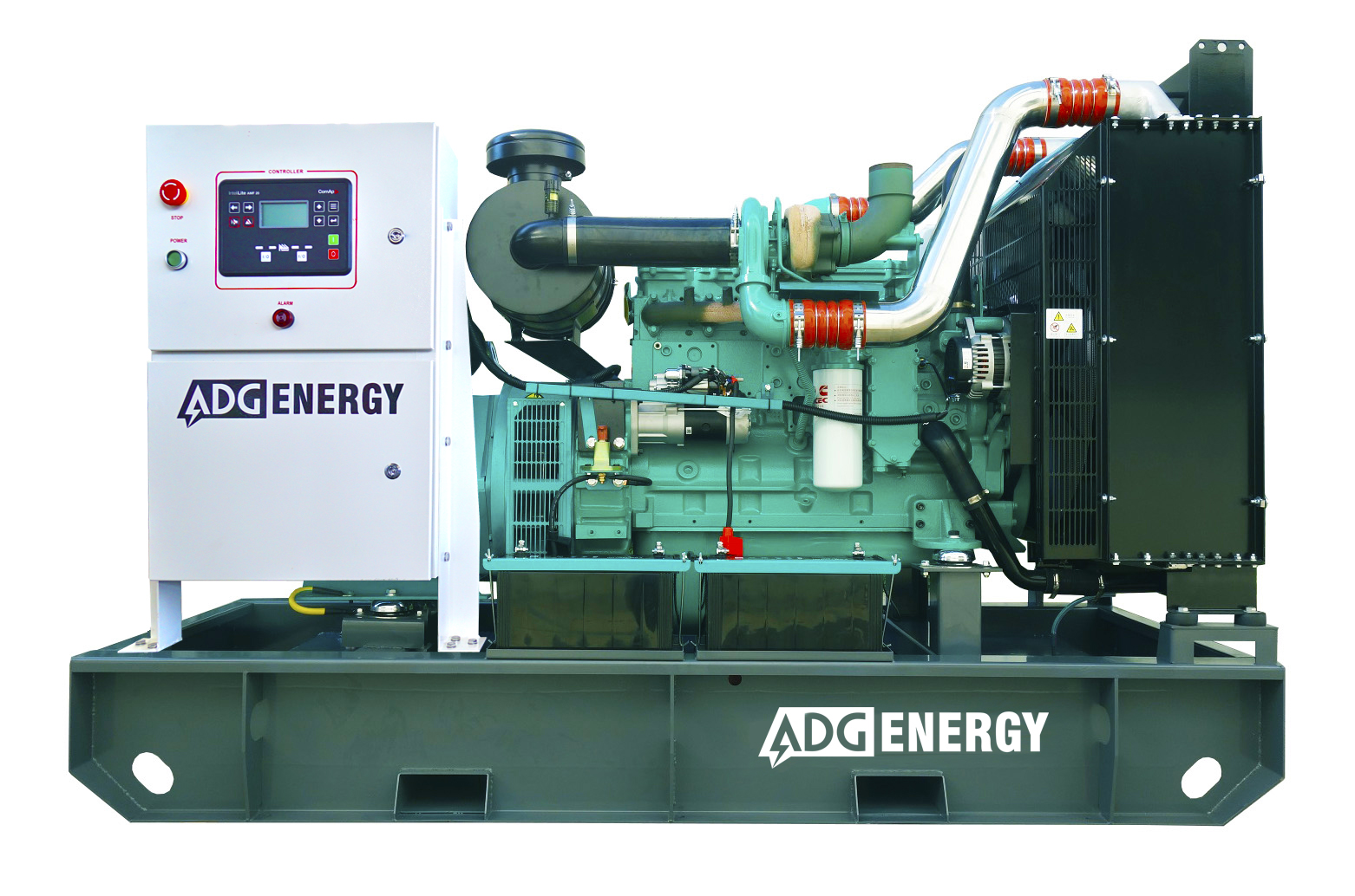 Дизельный генератор (электростанция) ADG-ENERGY ADG-275C
