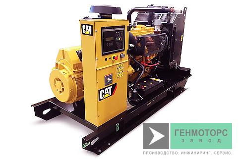 Дизельный генератор (электростанция) Caterpillar DE110E2