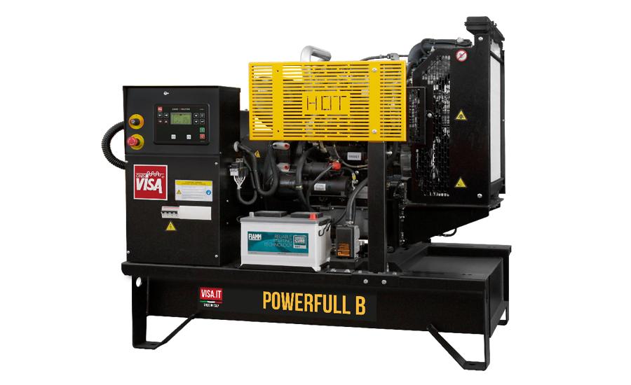 Дизельный генератор (электростанция) Onis Visa F60