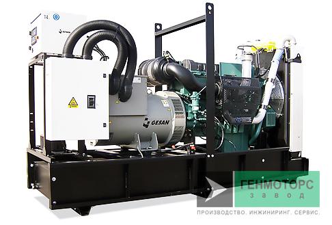 Дизельный генератор (электростанция) Gesan DVA 700E