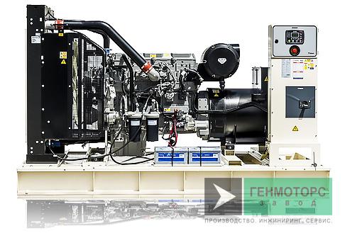 Дизельный генератор (электростанция) Teksan TJ409PE5A