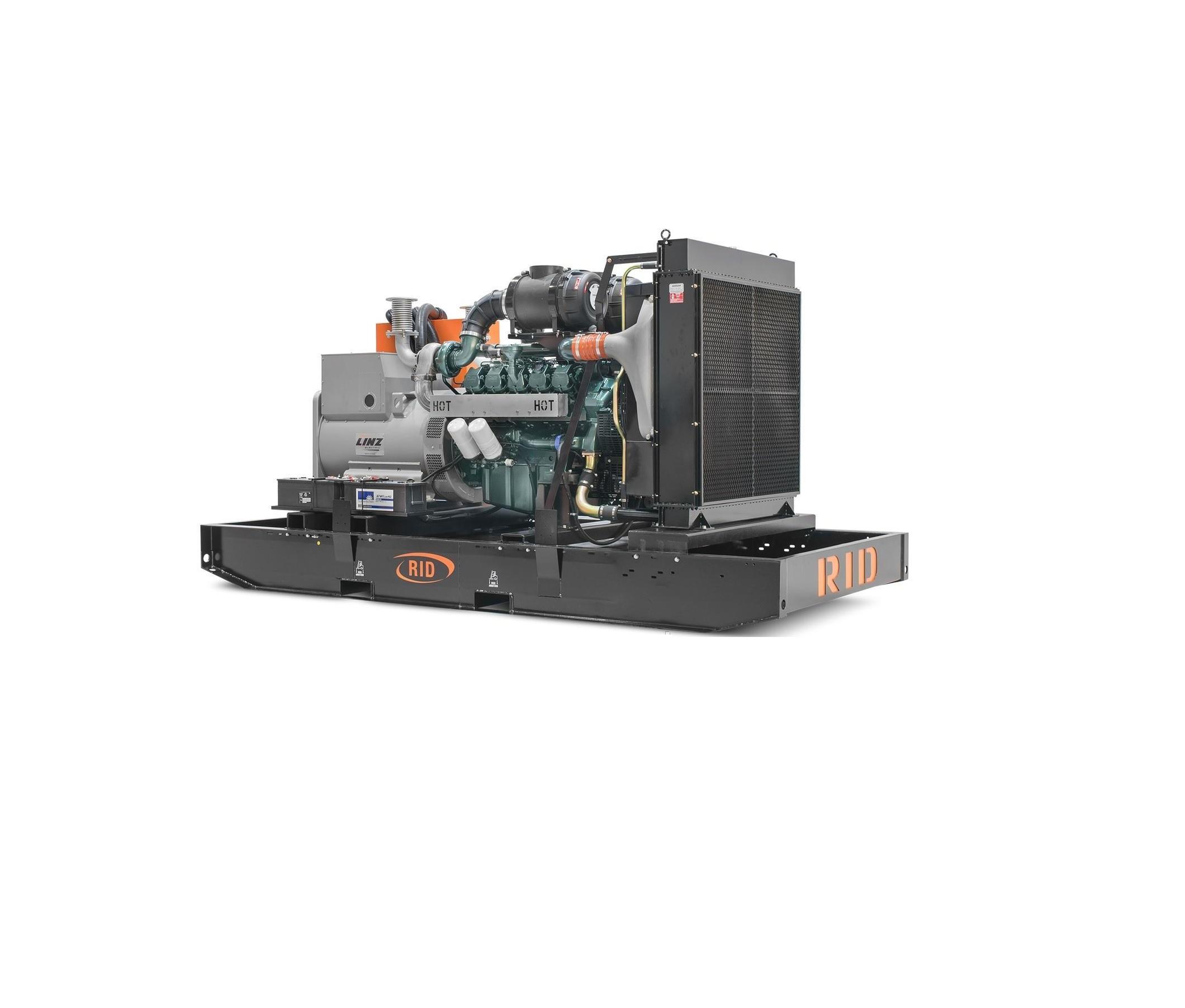 Дизельный генератор (электростанция) RID 700 B-SERIES