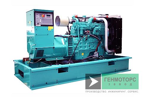 Дизельный генератор (электростанция) Cummins C150D5