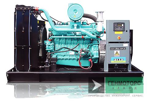 Газопоршневая электростанция (ГПУ) AKSA ADG280C
