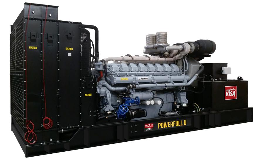 Дизельный генератор (электростанция) Onis Visa P2250