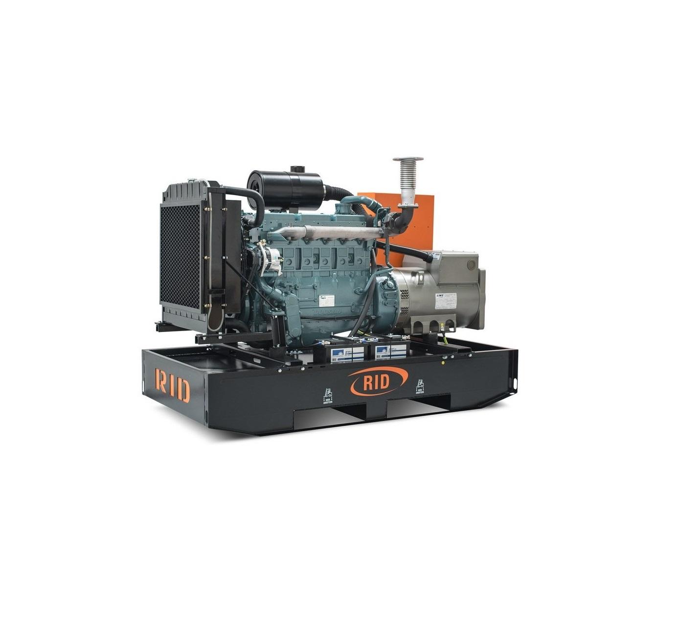 Дизельный генератор (электростанция) RID 500 B-SERIES