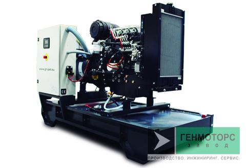 Дизельный генератор (электростанция) Grupel G33IVST