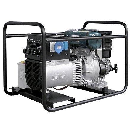 Дизельный генератор (электростанция) Energo ED 6.5/400-SL