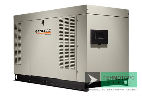 Газопоршневая электростанция (ГПУ) Generac RG 022 3P