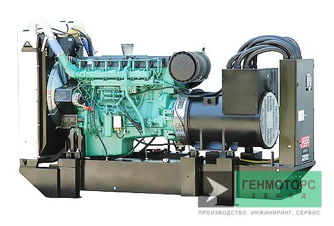 Дизельный генератор (электростанция) FOGO FDF600VS