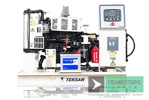Дизельный генератор (электростанция) Teksan TJ11MC