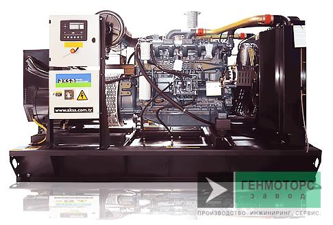 Дизельный генератор (электростанция) AKSA AD220