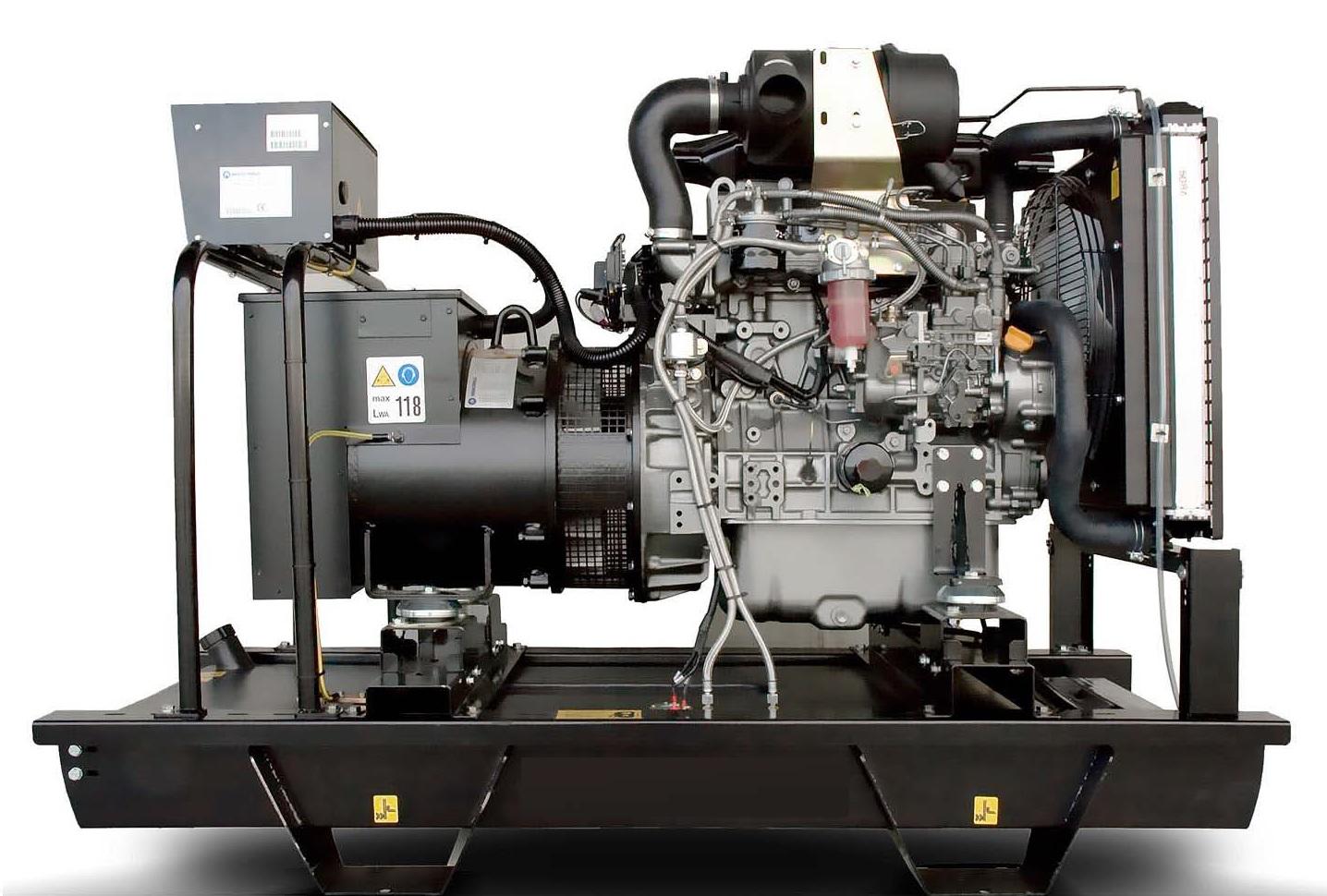Дизельный генератор (электростанция) Energo ED 8/400 Y