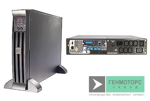 Источник бесперебойного питания APC Smart-UPS XL Modular 3000 ВА