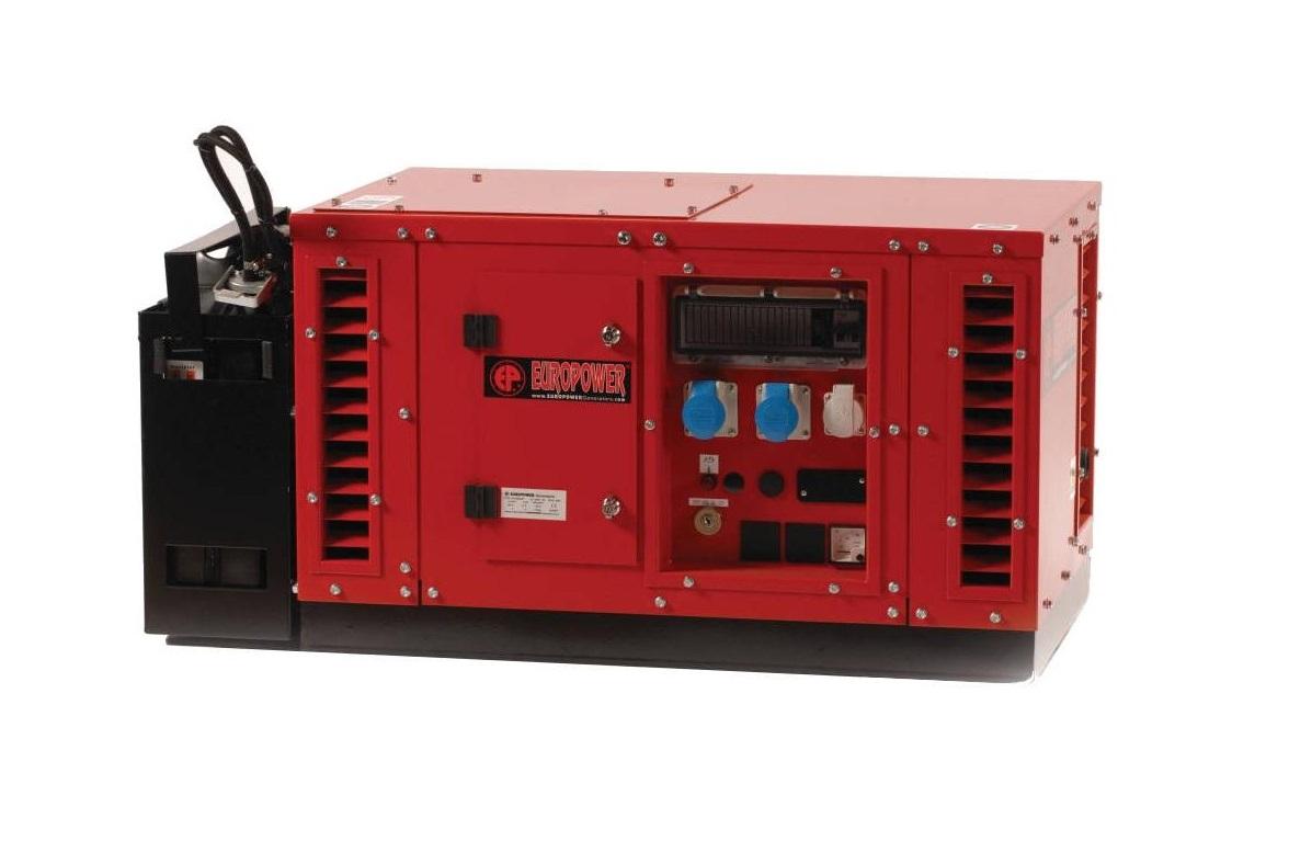 Бензиновый генератор (Бензогенератор) Europower EPS 6000 E