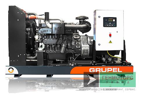 Дизельный генератор (электростанция) G440IVGR Grupel