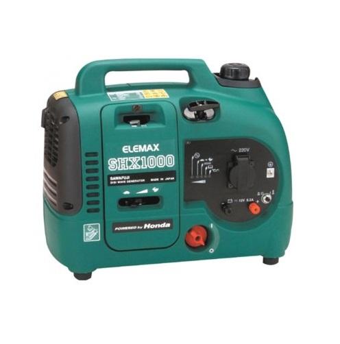 Бензиновый генератор (Бензогенератор) ELEMAX SHX1000-R