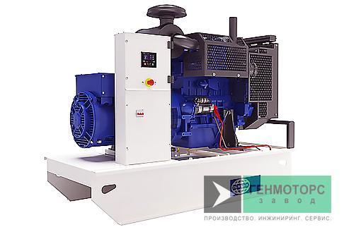 Дизельный генератор (электростанция) FG Wilson F35-1