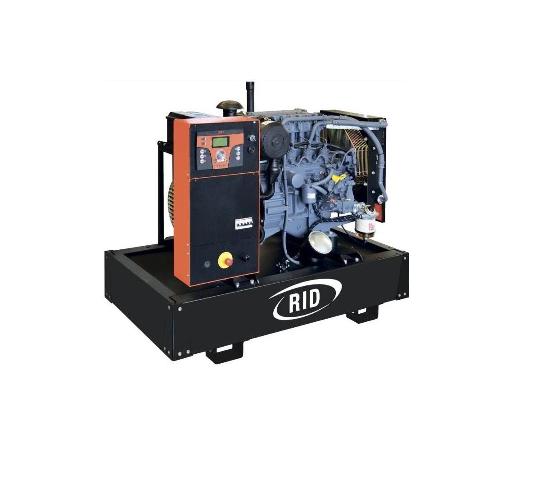 Дизельный генератор (электростанция) RID 20/1 S-SERIES