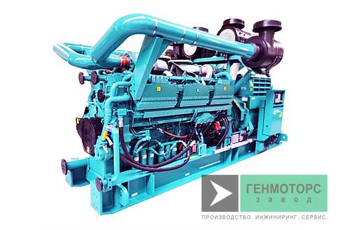 Дизельный генератор (электростанция) Cummins C3000D5
