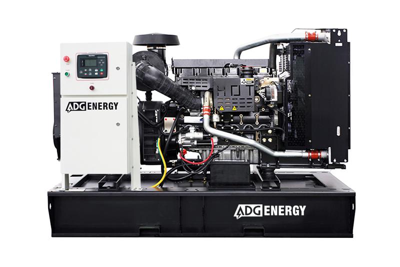 Дизельный генератор (электростанция) ADG-ENERGY AD-200PE