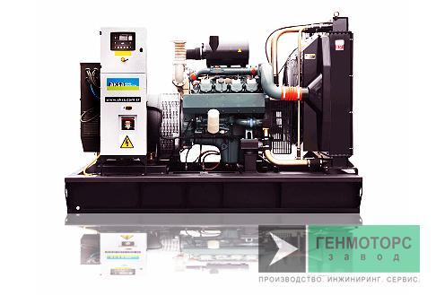 Дизельный генератор (электростанция) AKSA AD410