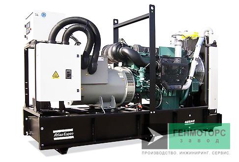 Дизельный генератор (электростанция) Gesan DVA 275E