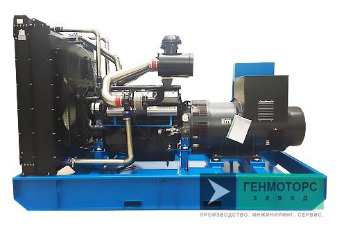 Дизельный генератор (электростанция) АД-800C-Т400