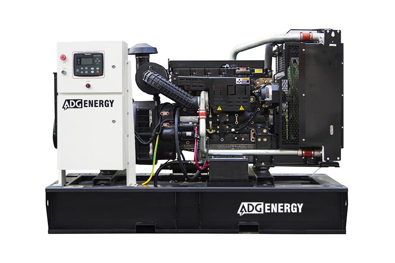 Дизельный генератор (электростанция) ADG-ENERGY AD-165PE
