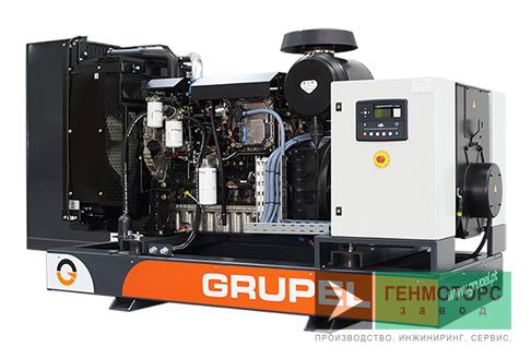 Дизельный генератор (электростанция) Grupel G309PKST